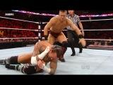 WWE Monday Night RAW 29.08.2011 на русском языке от 545TV. комментаторы Валентин Нарчук и Тимофей Голованов